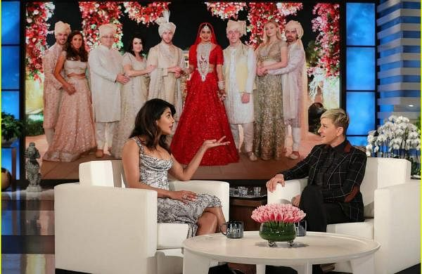 Watch: Priyanka Chopra reveals the reason why her mother was upset about her wedding on The Ellen Sh