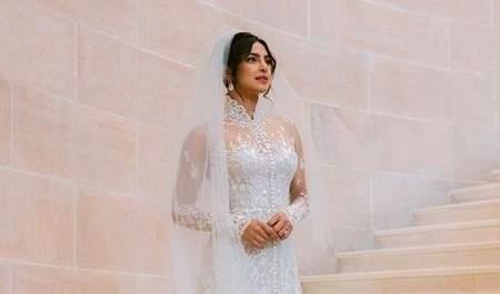 Priyanka Chopra wedding photo