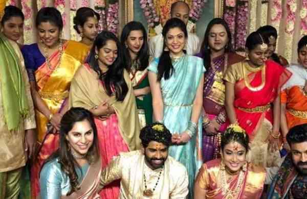 SS Rajamouli's son SS Karthikeya's wedding