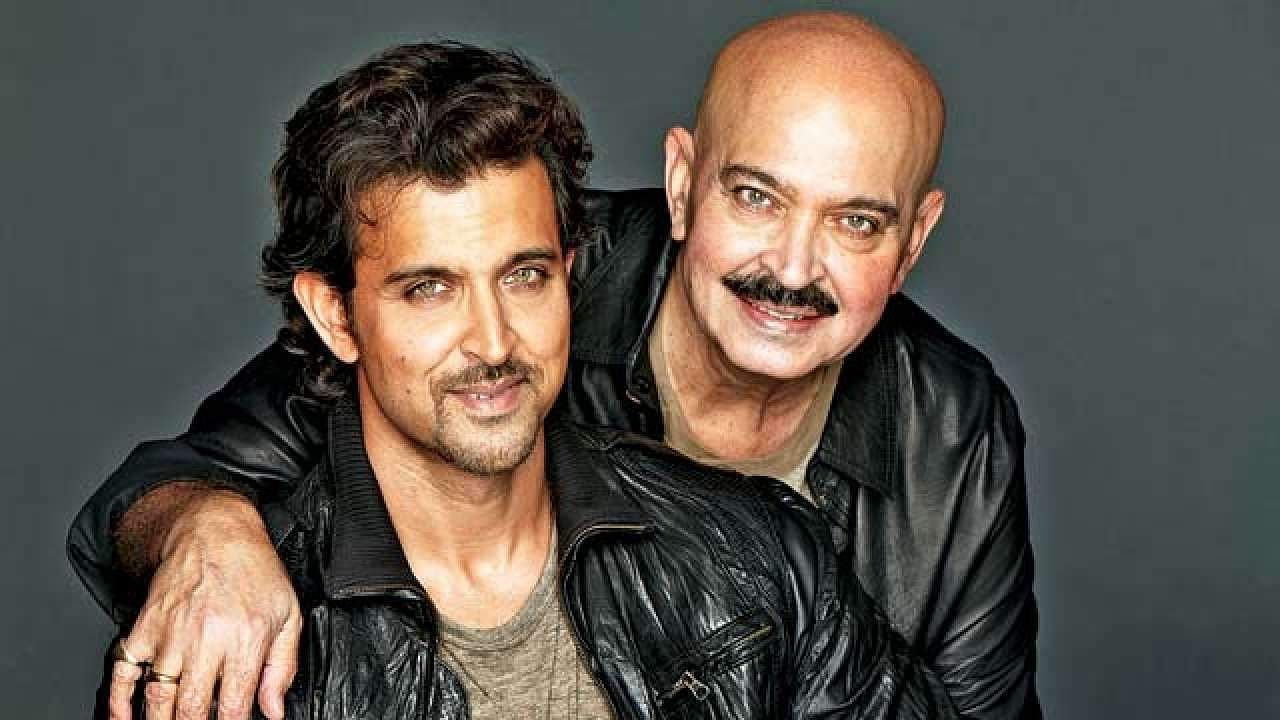 Hrithik Roshan reveals that father Rakesh Roshan is battling cancer, shares heartfelt post