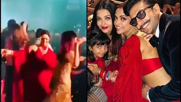 Aishwarya Rai responds to viral video of her dancing with Deepika Padukone at Isha Ambani's wedding