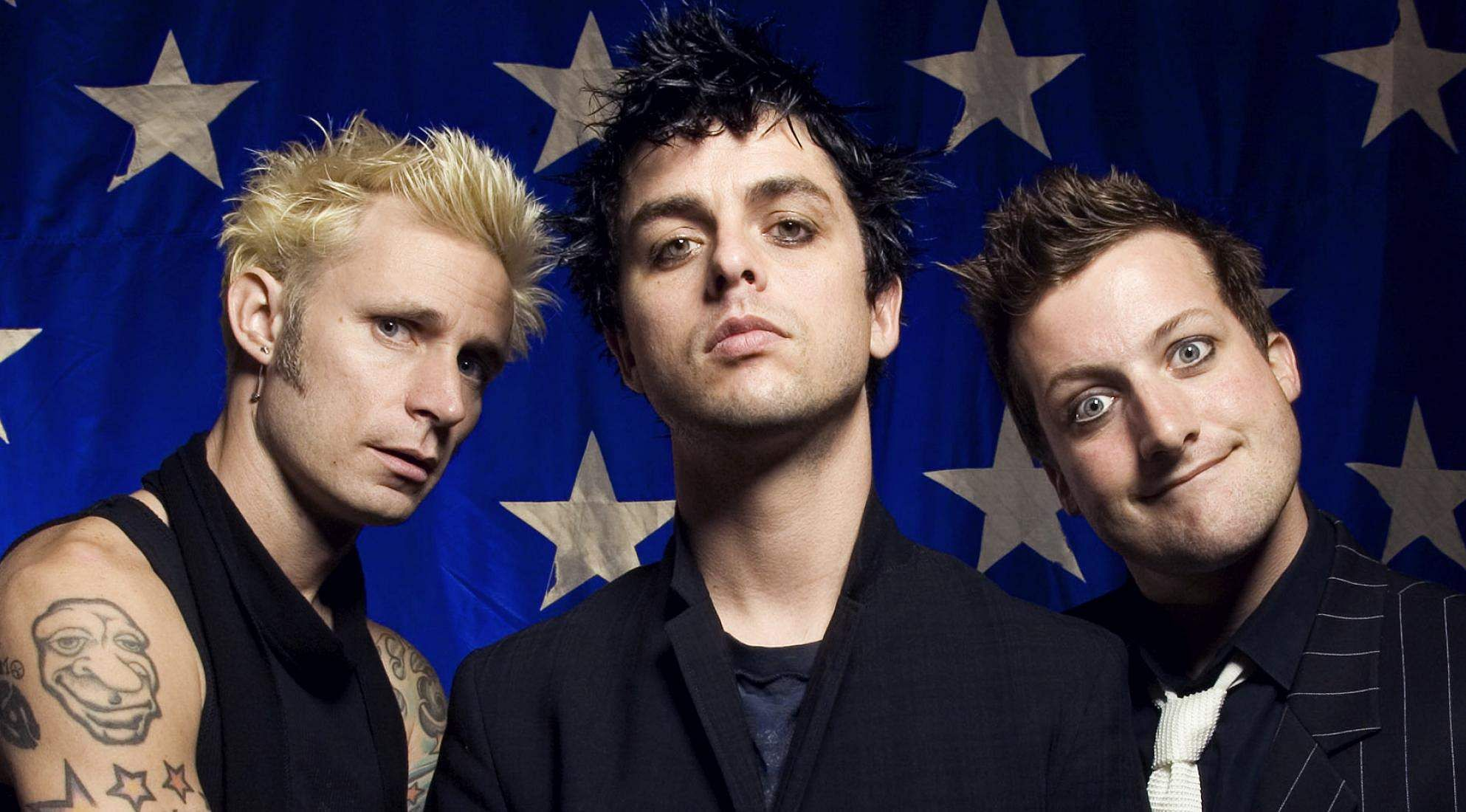 Green Day (Source: Internet)