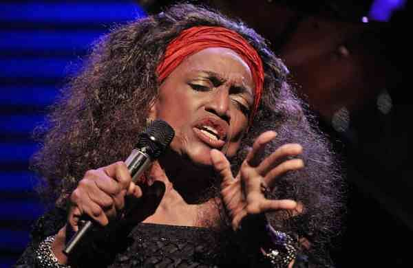 Jessye Norman (AP Photo/Keystone/Dominic Favre)