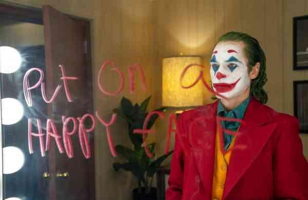 Joaquin Phoenix in Joker (Niko Tavernise/Warner Bros/AP)