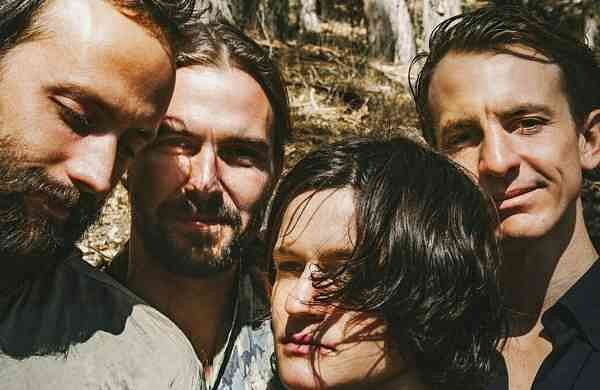 Two hands by Big Thief (4AD via AP)