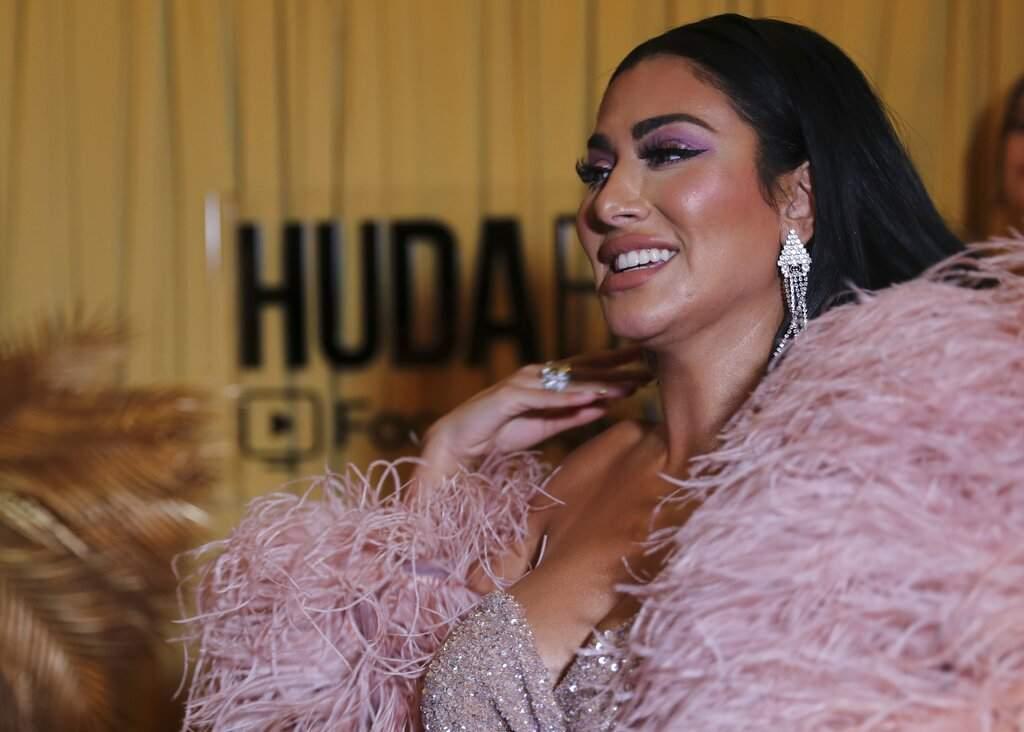 Huda Kattan (AP Photo/Kamran Jebreili)