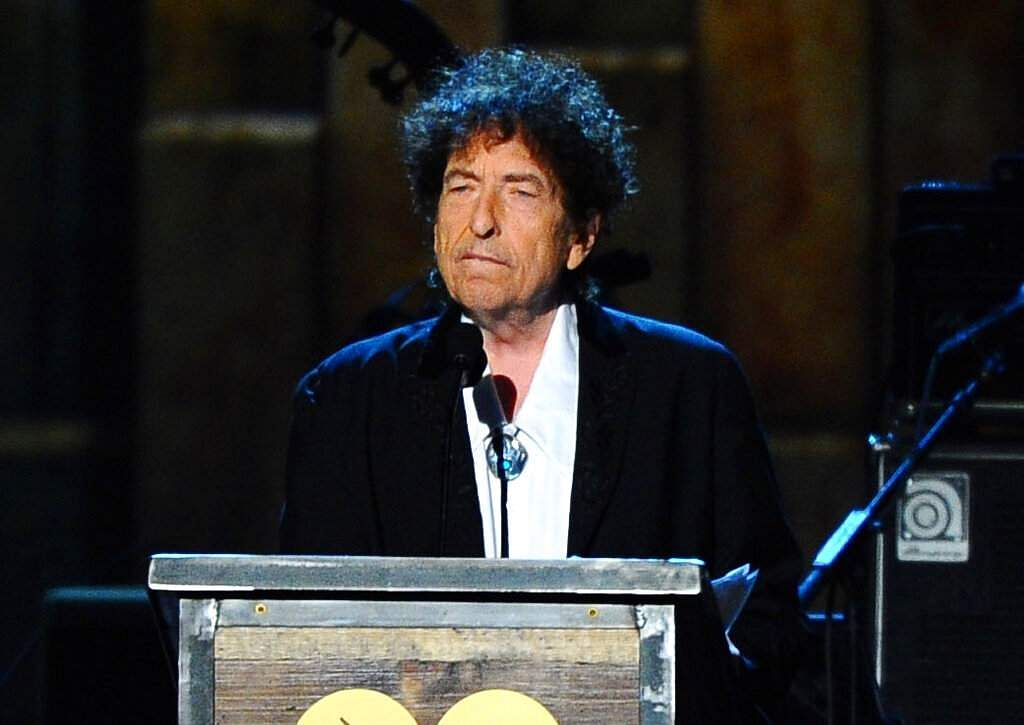 Bob Dylan (Photo by Vince Bucci/Invision/AP)