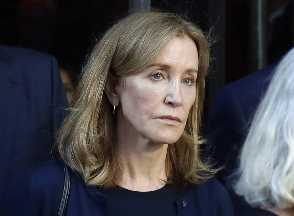 Felicity Huffman (AP Photo/Elise Amendola)