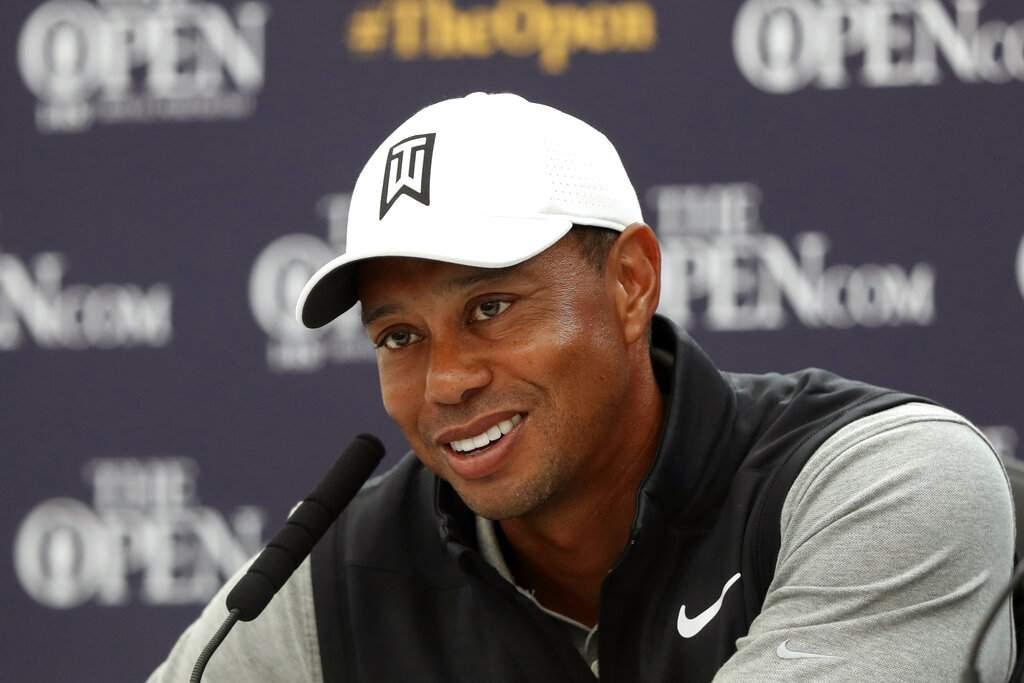 Tiger Woods (AP Photo/Matt Dunham)