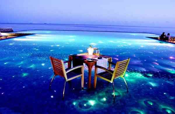 Huvafen Fushi, North Malé, Maldives