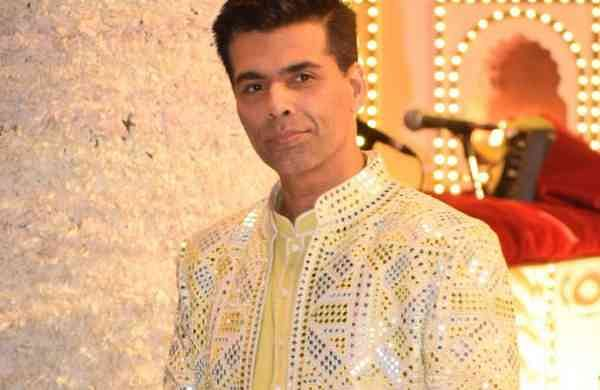 Karan Johar (File photo: IANS)