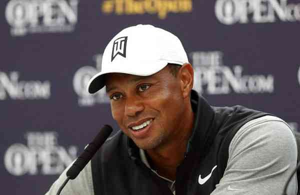 Tiger Woods (AP Photo/Matt Dunham)
