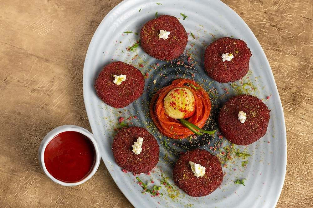Beetroot_And_Cream_Chese_Cakes
