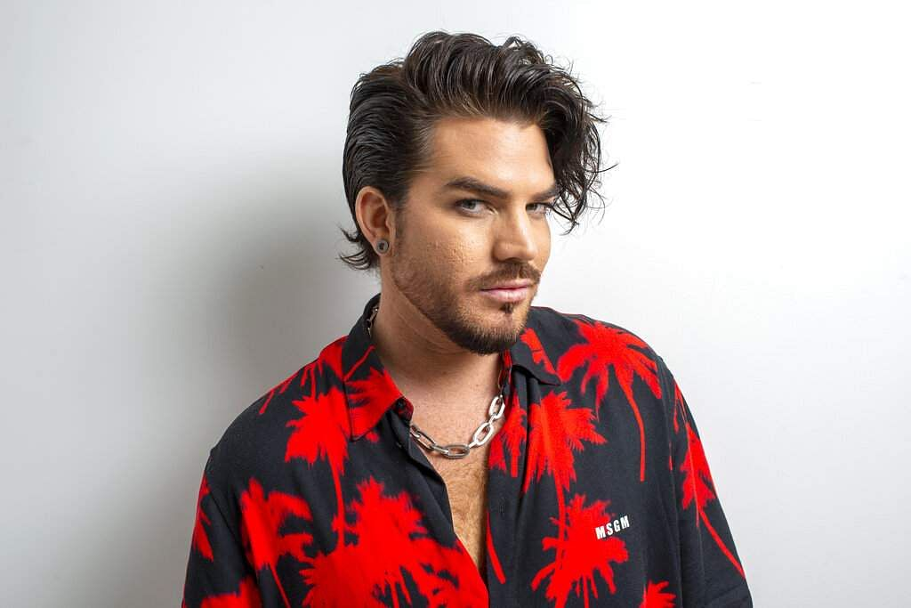 Adam Lambert (Photo by Scott Gries/Invision/AP)