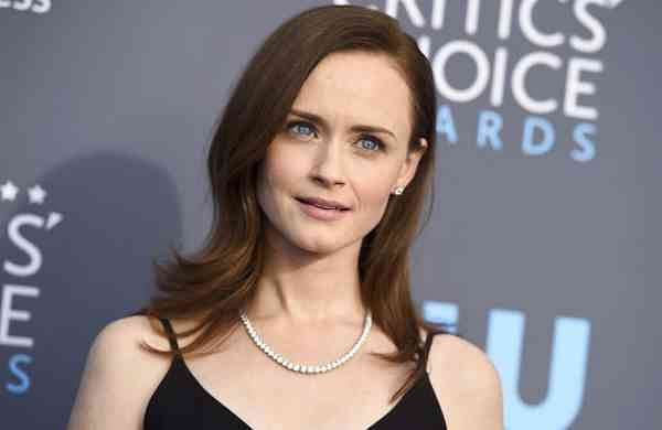 Alexis Bledel (Photo by Jordan Strauss/Invision/AP)