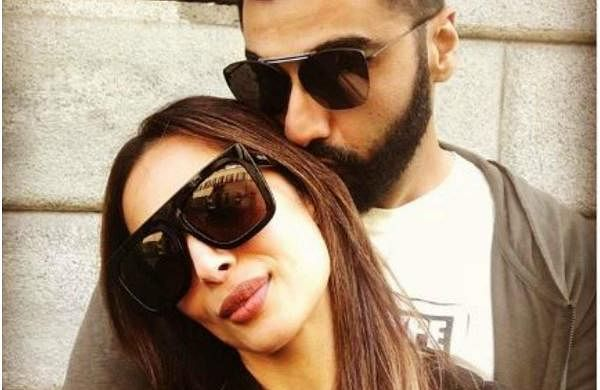 Malaika Arora and Arjun Kapoor (Photo: Internet)