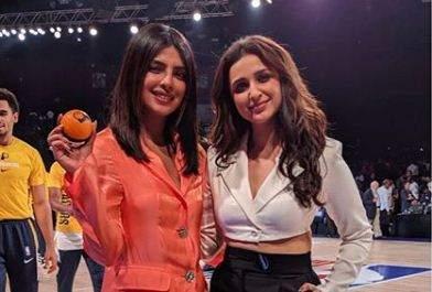 Priyanka and Parineeti