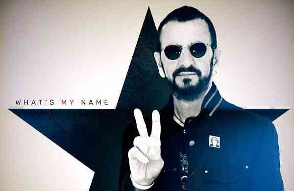 What's My Name by Ringo Starr (UME via AP)