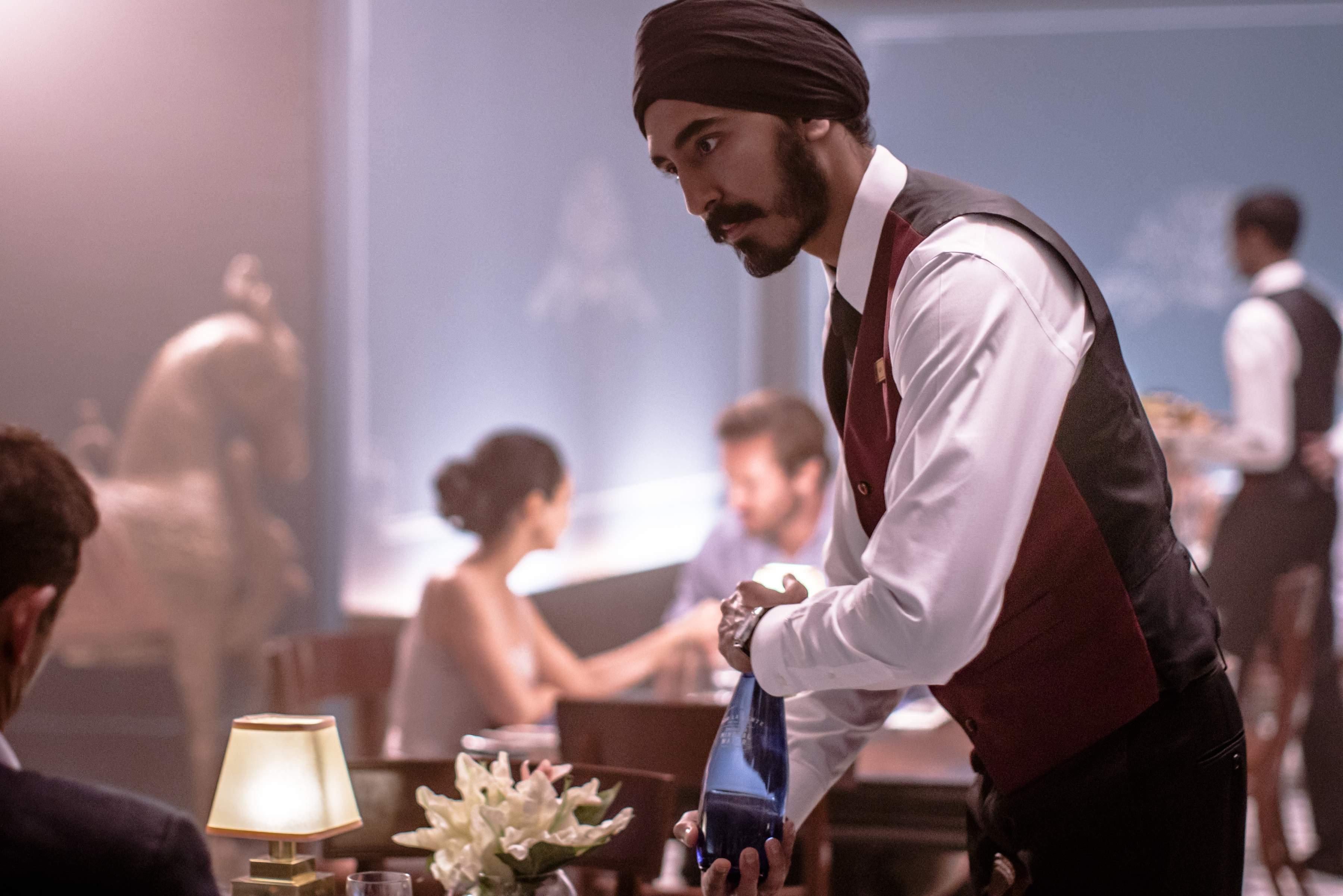 Dev Patel in Hotel Mumbai