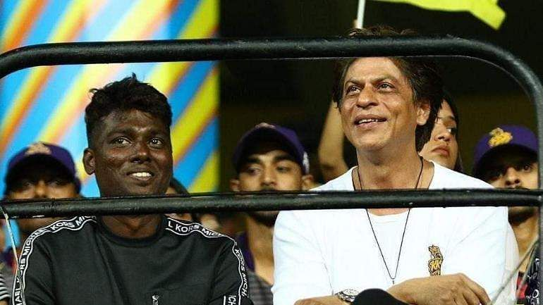 Shah Rukh Khan with director Atlee