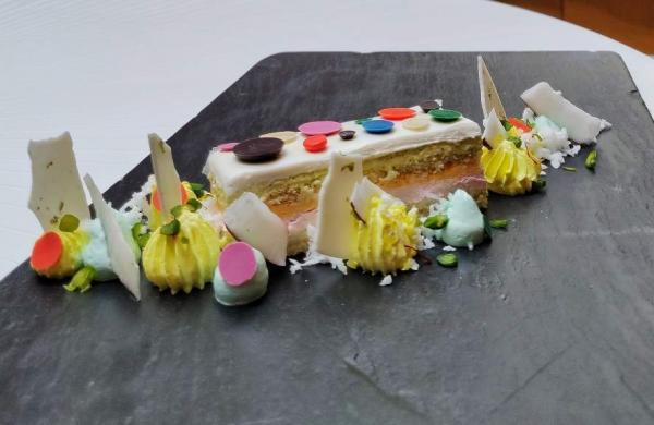 Diwali dessert