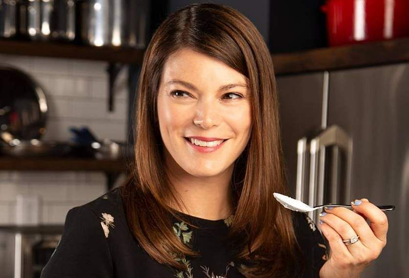 Gail Simmons on Top Chef S15 on AXN