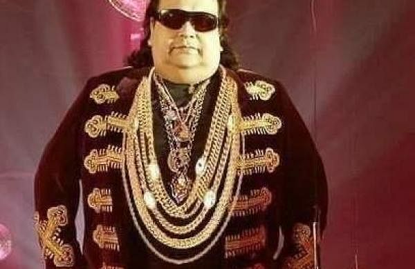 Bappi Lahiri wishes Happy Dhanteras (Photo: IANS)