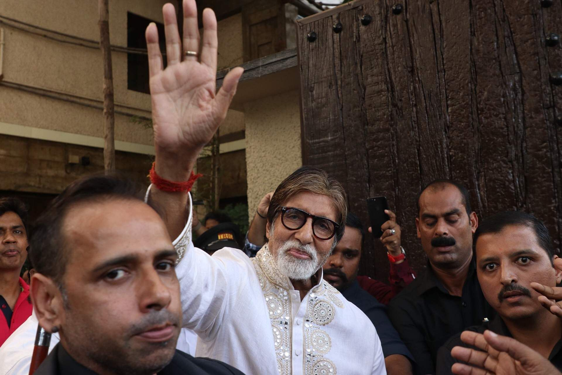 Amitabh Bachchan (Photo: IANS)