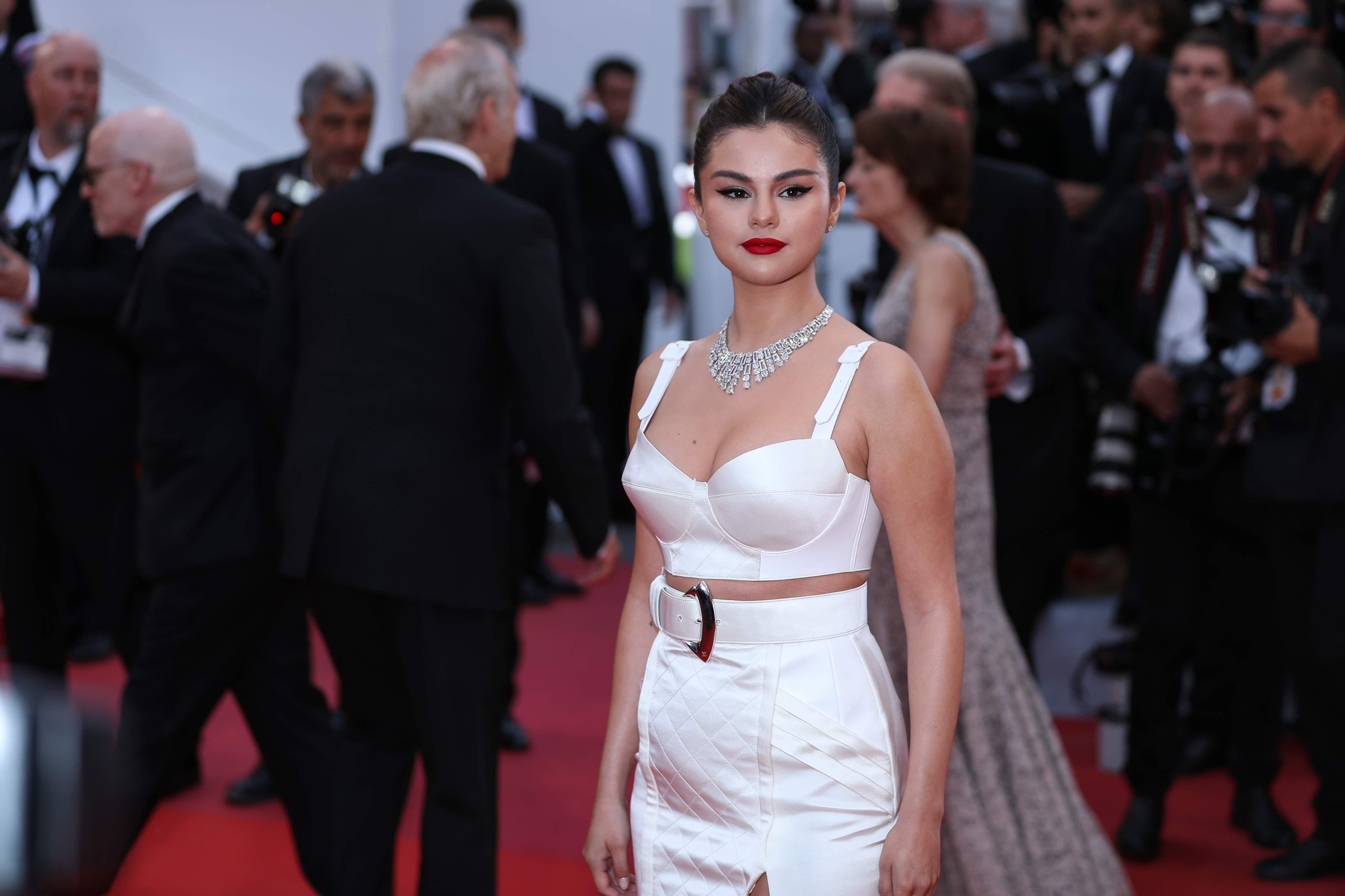 Selena Gomez (Xinhua/Zhang Cheng/IANS)