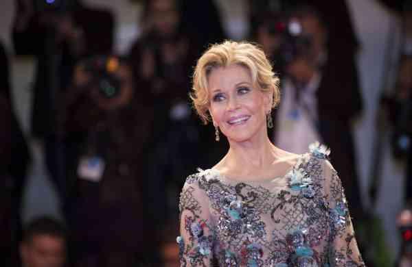 Jane Fonda (Xinhua/Jin Yu/IANS)