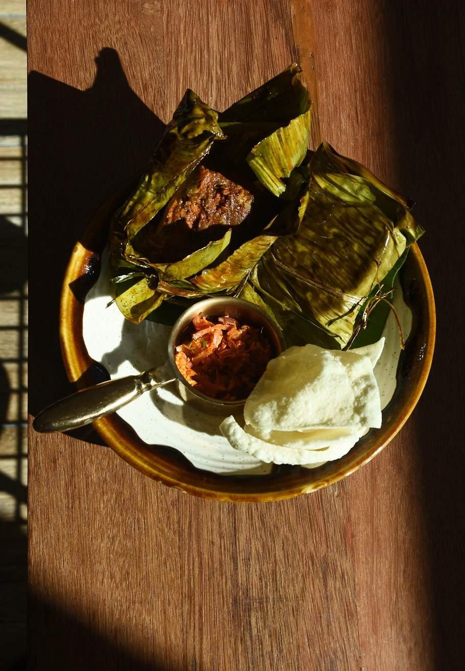 'A fun chill-out zone': Meen Polichattu at Madras Kitchen Company, The Westin Chennai Velachery.