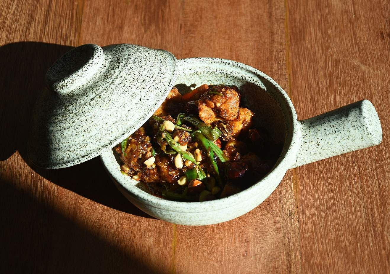 'A fun chill-out zone': Bullet Chicken at Madras Kitchen Company, The Westin Chennai Velachery.