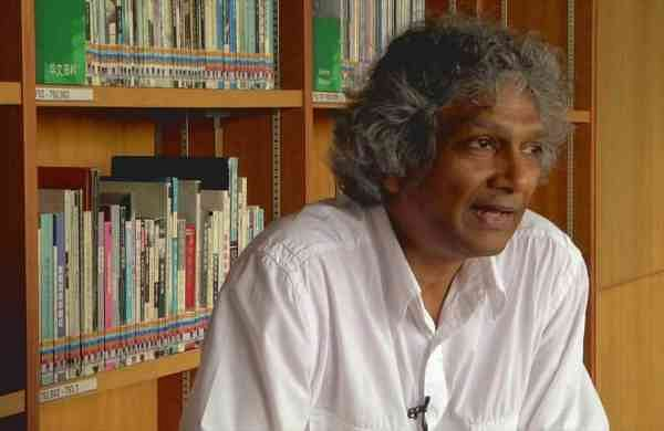 Romesh Gunesekera (Source: YouTube/Internet)