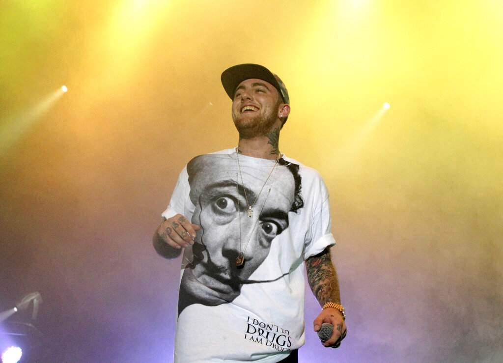 Rapper Mac Miller (Photo by Owen Sweeney/Invision/AP)