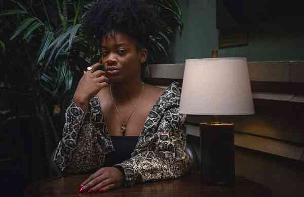 Ari Lennox promotes Shea Butter Baby (Photo by Christopher Smith/Invision/AP)
