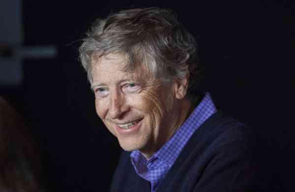 Microsoft co-founder Bill Gates (AP Photo/Nati Harnik)
