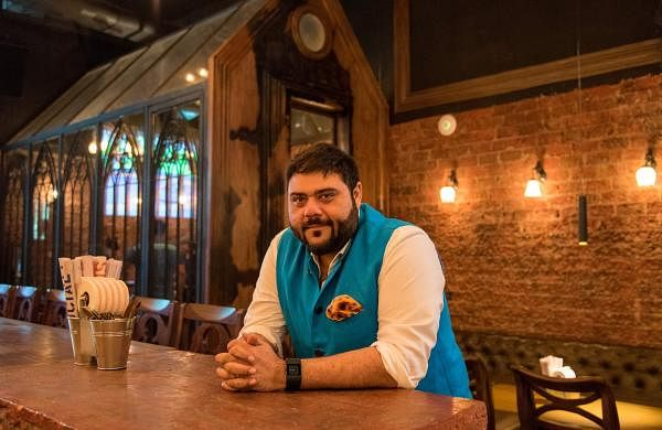 Riyaaz Amlani CEO, Smoke House Deli