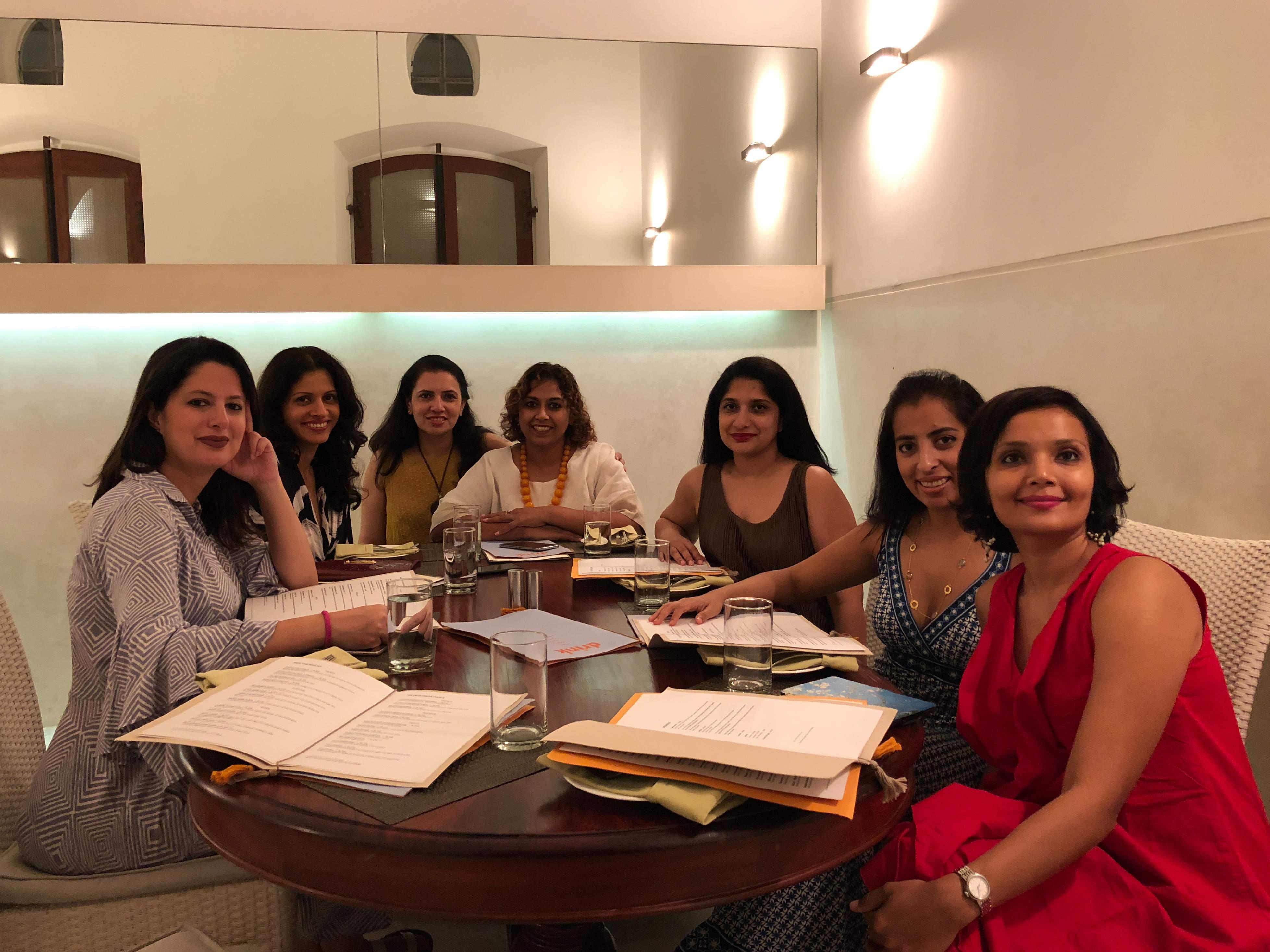 Book Cellar members in Puducherry