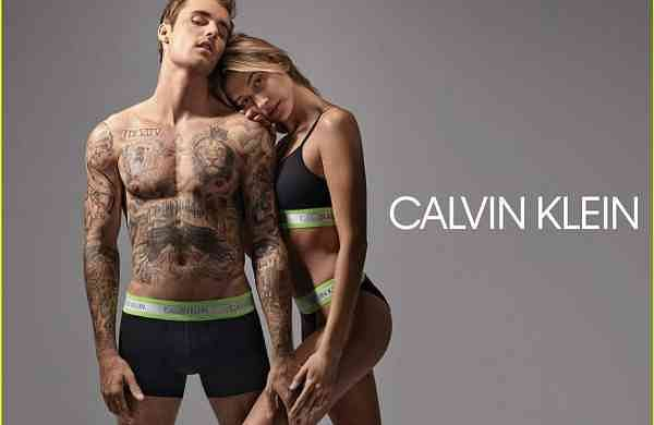 The Biebers steam up the screens on their Calvin Klein campaign debut