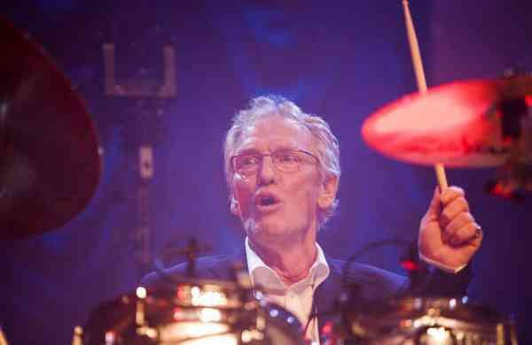 Ginger Baker (AP Photo/MJ Kim)