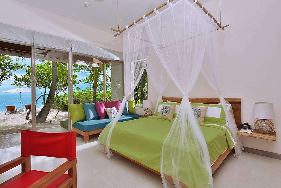 In pics: A dream island getaway to the diver's paradise of OBLU by Atmosphere at Helengeli, Maldives.