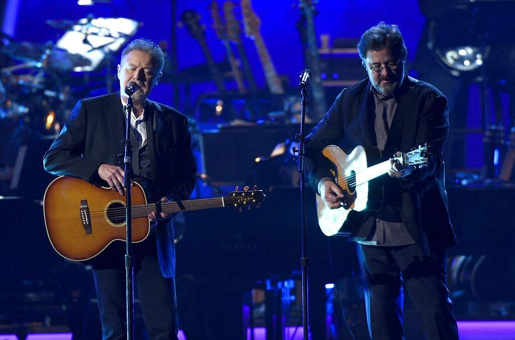 The Eagles (Photo by Chris Pizzello/Invision/AP)