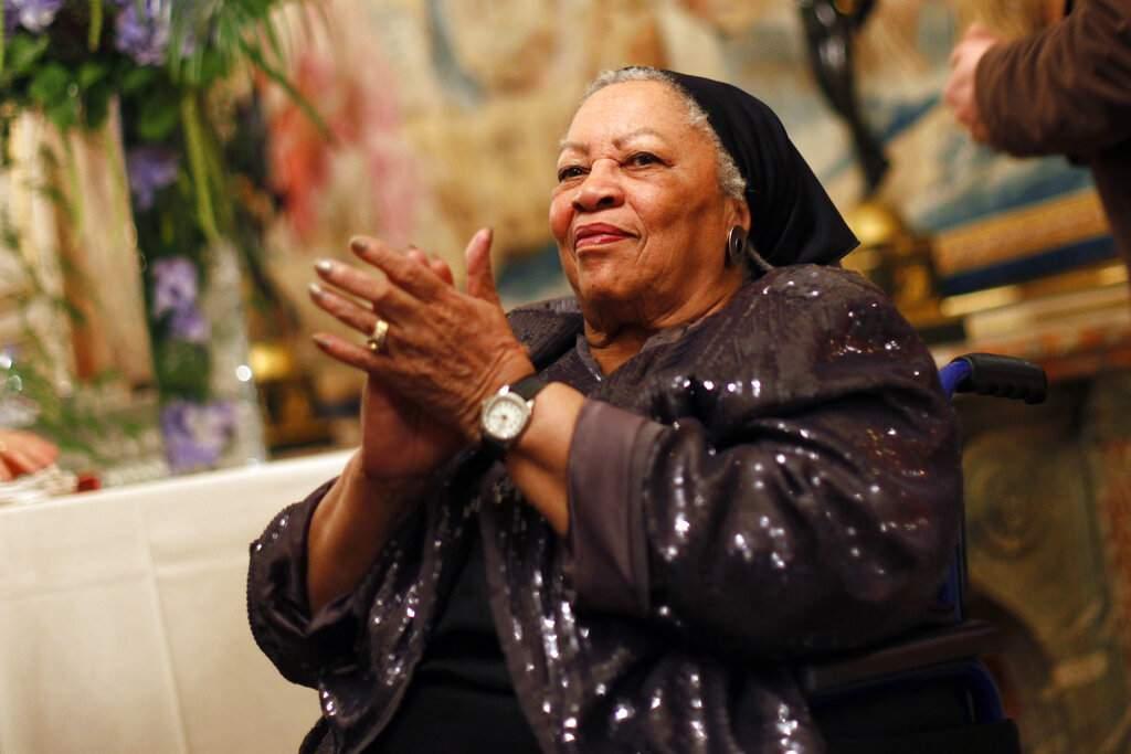 Toni Morrison (AP Photo/Thibault Camus)