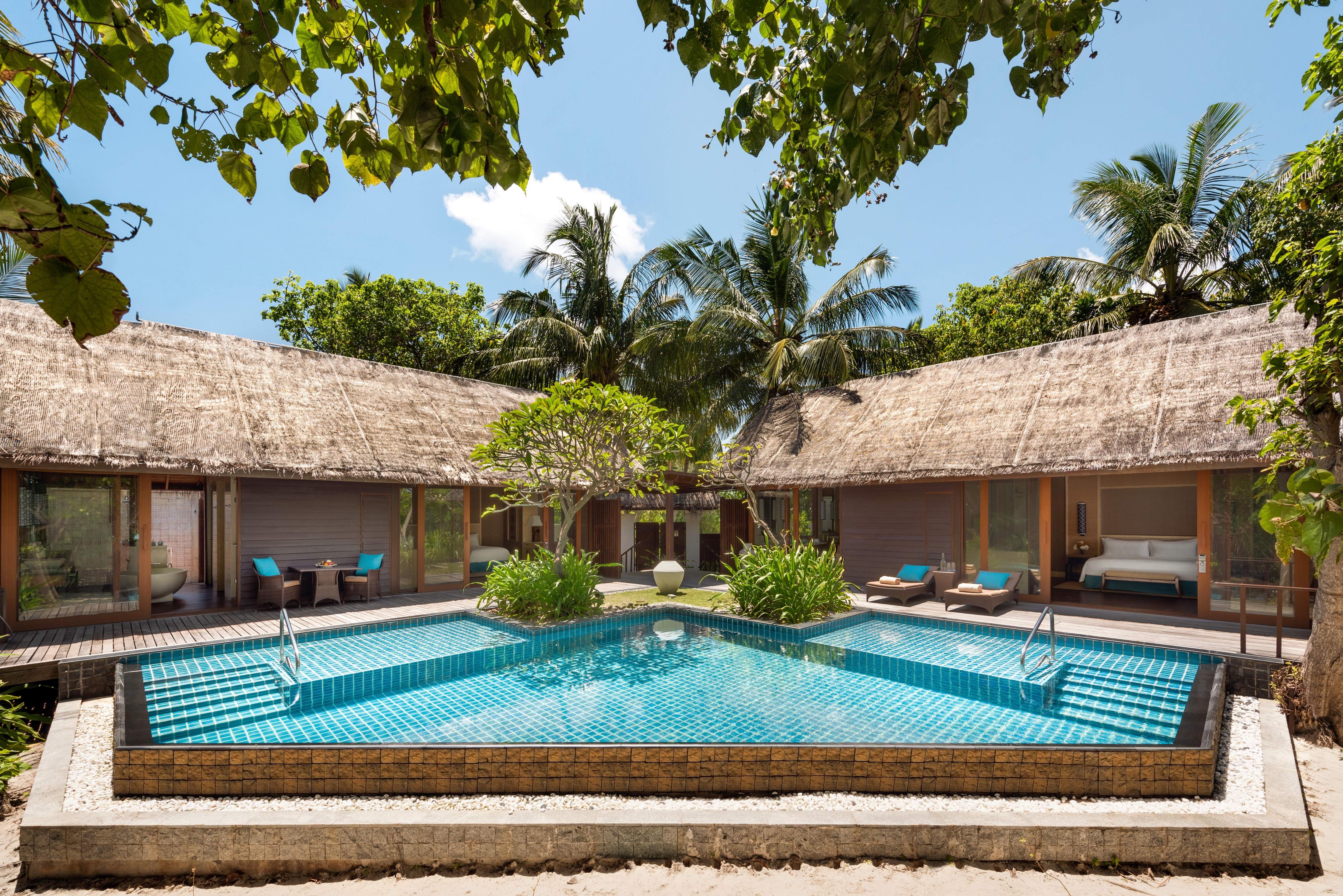 Two Bed Beach Villa, Maldives