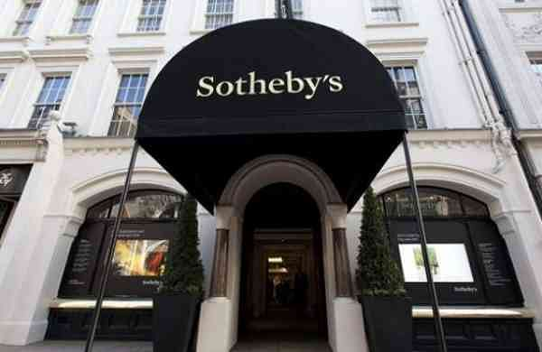 Art auction house, Sotheby's