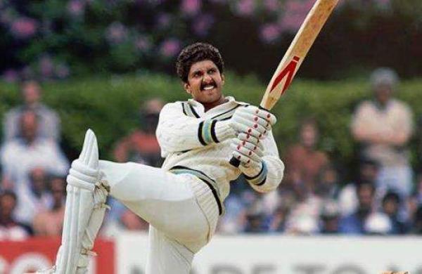 Ranveer Singh in '83.