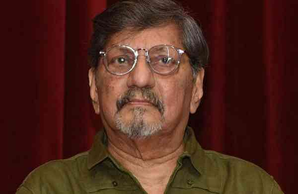 Veteran actor-director Amol Palekar