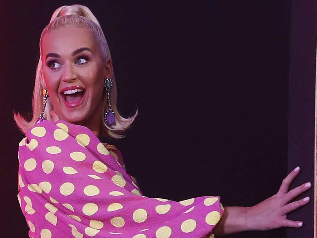 Katy Perry (AP Photo/Rafiq Maqbool)
