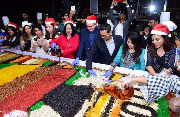 A taste of the merriment at Novotel Chennai Chamiers Road