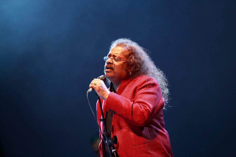 Indian playback and ghazal singer Hariharan